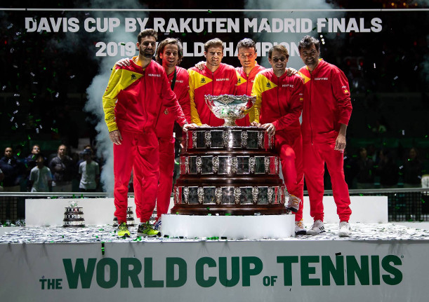 2020 Davis Cup Cancelled