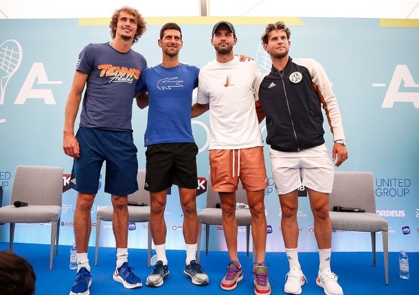 Djokovic: Four As Good As Big 3