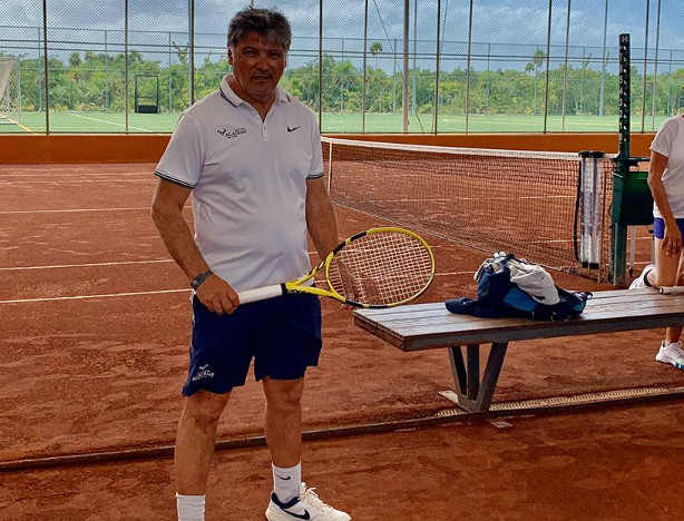 Toni Nadal Talks On-Court Coaching