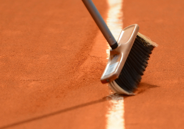 Clean Sweep: Tours Cancel Spring Clay Season