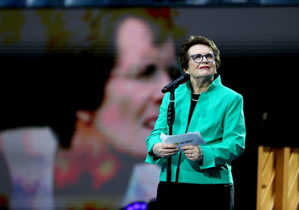 "Billie Jean King on Merger: ""The WTA Would Not Be an Acquisition"""