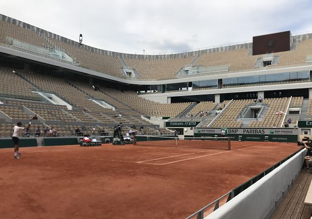 McCormick: Tennis Without Spectators More Complicated than it Looks