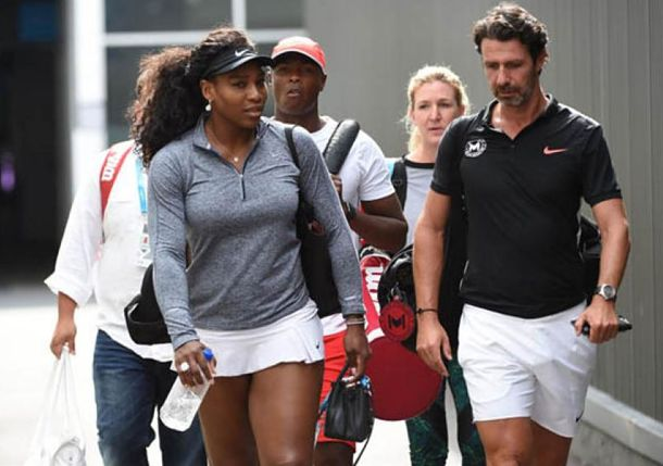 Serena Williams Is an Investor in Patrick Mouratoglou's New Tennis Website