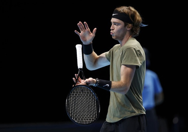 Rublev: Blown Match Point Great Lesson