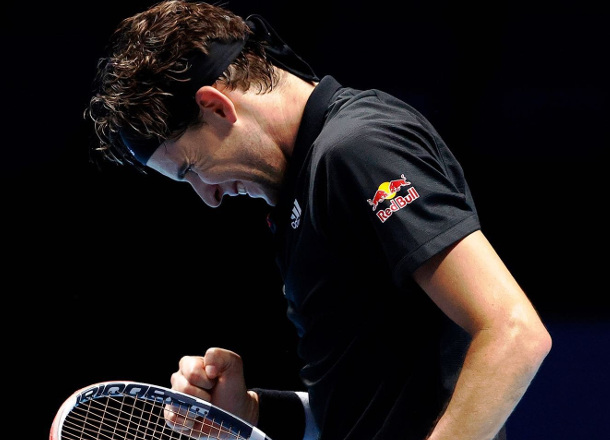Thiem Out-Duels Djokovic in Thriller, Reaches Second ATP Finals Final