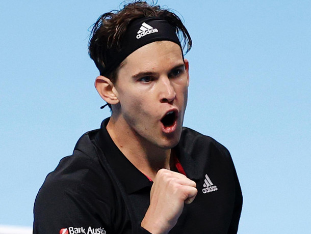 Thiem Edges Nadal in ATP Finals Thriller