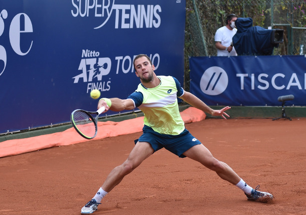 Djere Defeats Cecchinato For Sardinia Title
