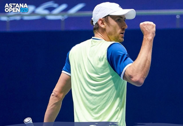 Millman Saves Match Points, Fights Into Astana Open Semifinals
