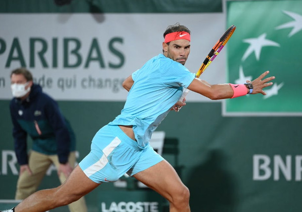 After Midnight in Paris, Nadal Puts Sinner to Bed