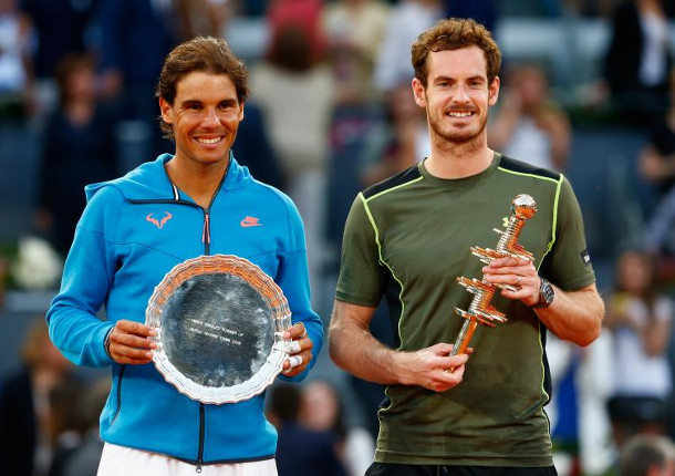 Murray: Nadal's RG Record May Be Best in Sport