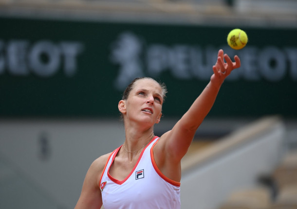 Pliskova: I May Be Done For Season