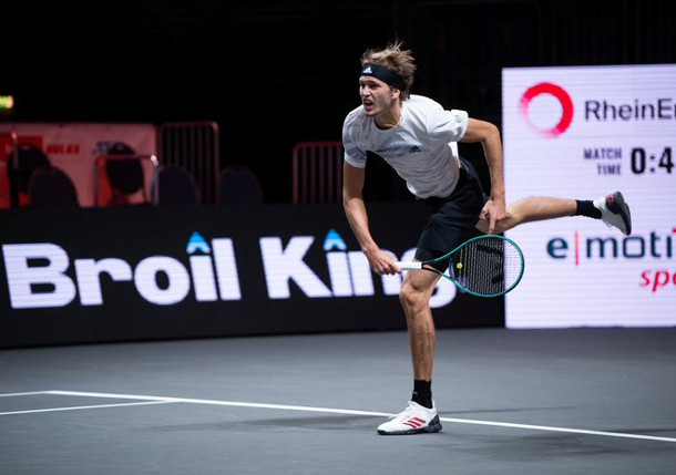 12th Right: Zverev Captures Cologne Crown