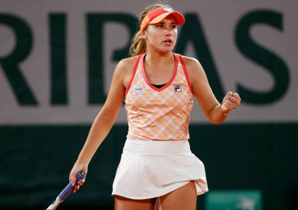 Kenin: Couldn't Move