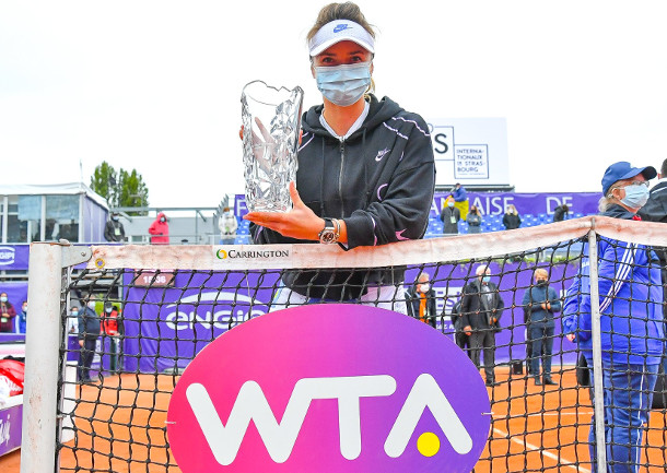 Svitolina Surges to 15th Career Title in Strasbourg
