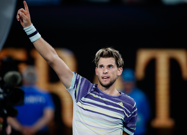 Thiem Takes Aim At Major History And Massive Challenge Tennis Now