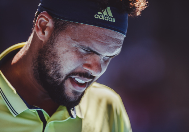 Tsonga Ends Season Due to Ongoing Back Issue