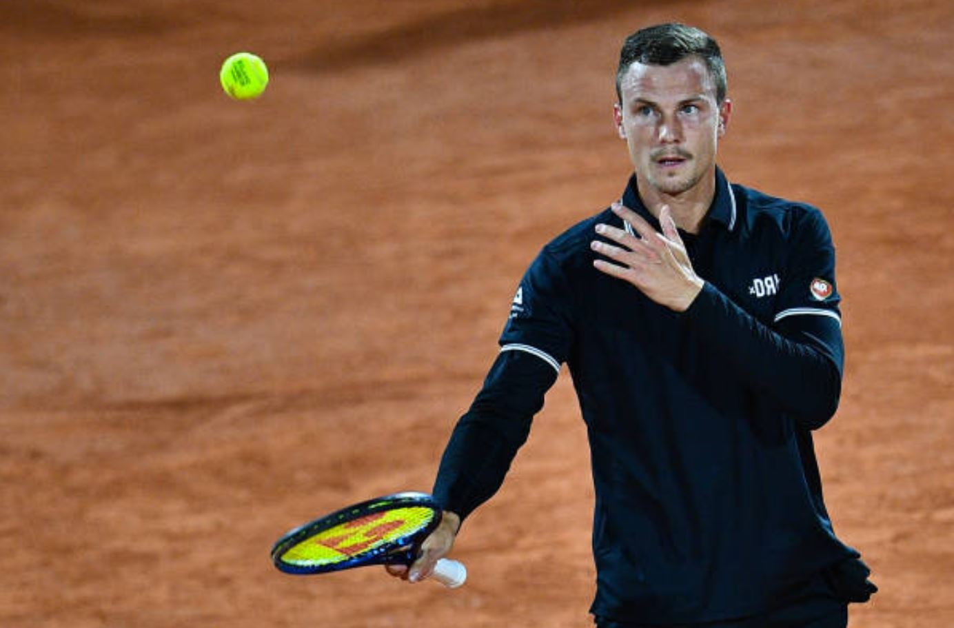 Statisfaction: Roland Garros, Day 2, By the Numbers