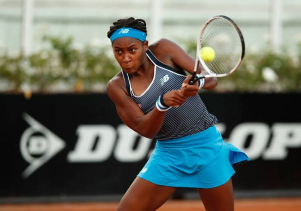 Coco Gauff Tops Jabeur for First Career Clay Win