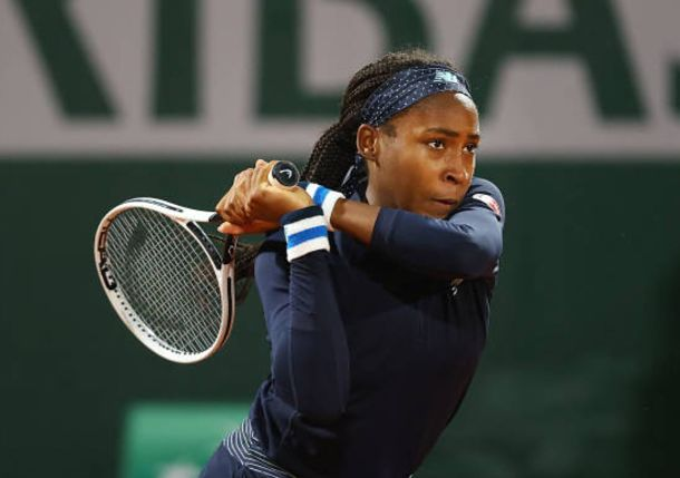 Coco Gauff Topples Konta for First Roland Garros Win