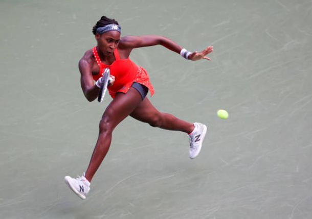 Sevastova: Wish I Played Like Gauff at 16