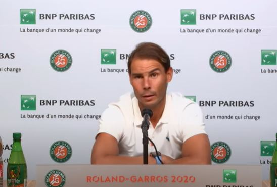 Nadal is 100 Percent Fine with Underarm Serves