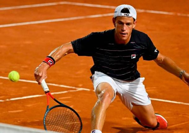 Diego Schwartzman's Biggest Fear: The First Covid Test in Paris