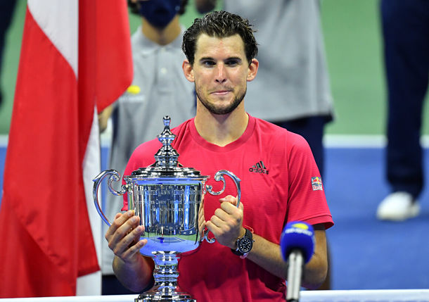 Despite Crippling Nerves, Belief Was Always There for Thiem in US Open Final