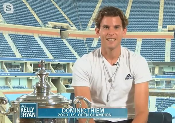 Thiem on Letting Zverev Win: Maybe Next Time