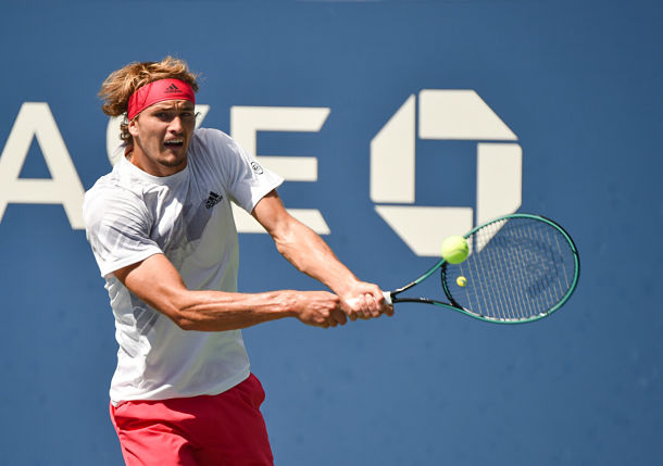Zverev: Level Higher Now Than US Open Run