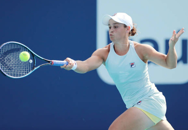 Barty Bests Svitolina, Bursts Into Second Straight Miami Final