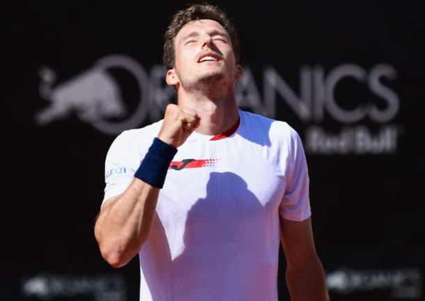 Carreno Busta Prevails In Tiebreaker Thriller, Into Marbella Final