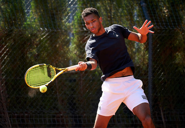 Auger-Aliassime on Shapovalov Rematch and Goal