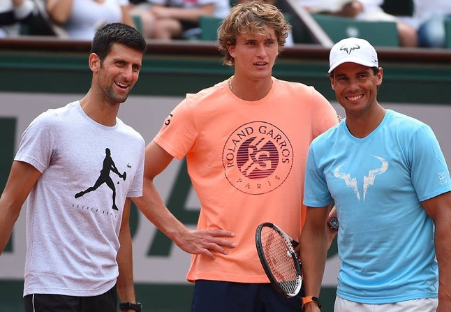 Zverev: Big 3 Once in a Lifetime