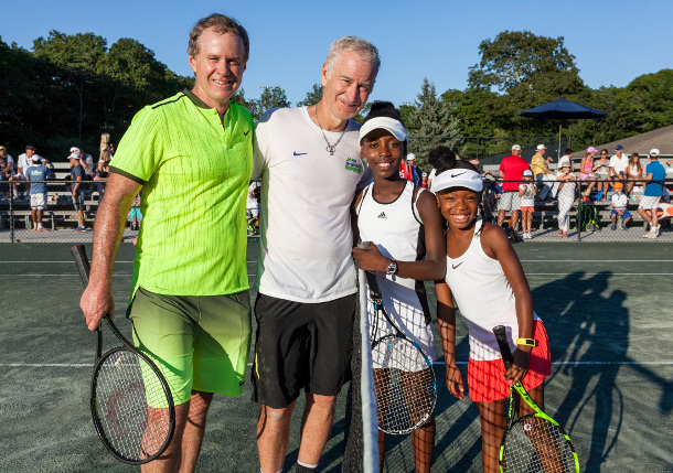 McEnroe Brothers To Play Pro-Am Supporting Johnny Mac Tennis Project