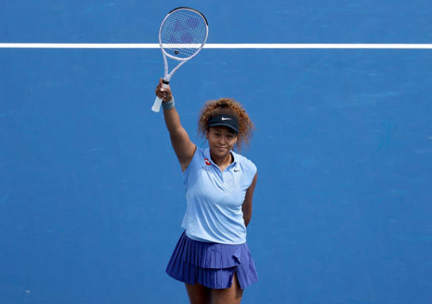 Osaka Withdraws From Indian Wells