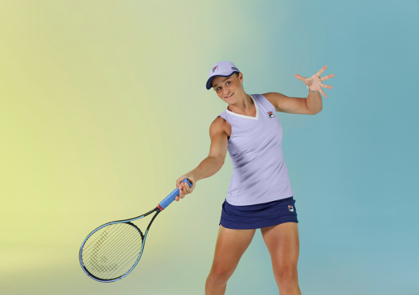 Fila Extends Partnership with Barty
