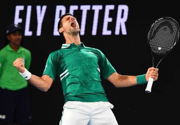 Gritty Djokovic Survives Fritz In Five Sets, Injury Puts AO Defense in Peril