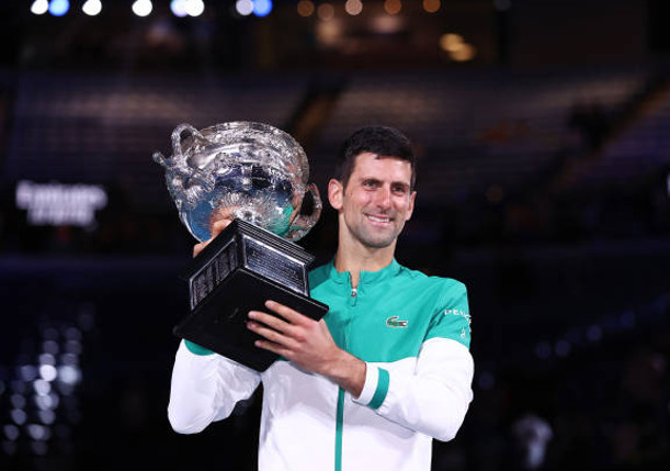 Dynamic Dynasty: Djokovic Rolls to Ninth AO Title