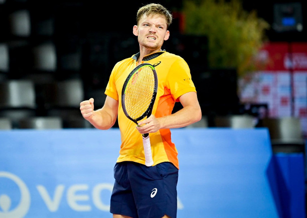 Goffin to Face Top-Seeded Bautista Agut in Montpellier Final