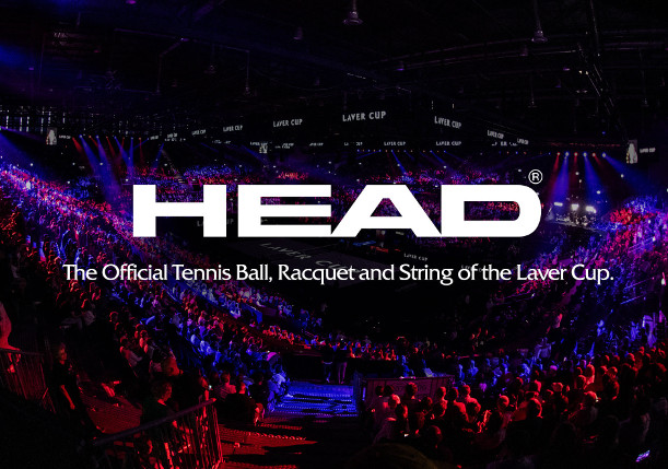 Head is Official Ball, Racquet and String for Laver Cup