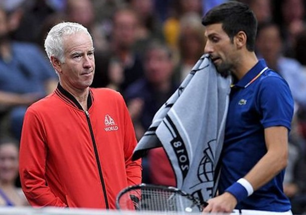 McEnroe: My Favorite Player to Watch