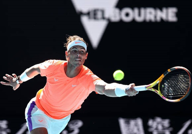 Backbone: Nadal Surges Through Stress-Free AO Opener