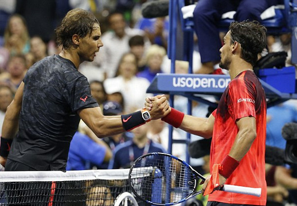 Fognini: My Game is Ready For Rafa
