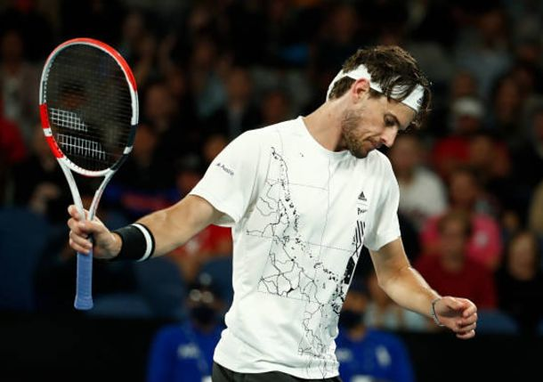 Thiem: Fell Into a Hole After US Open Triumph