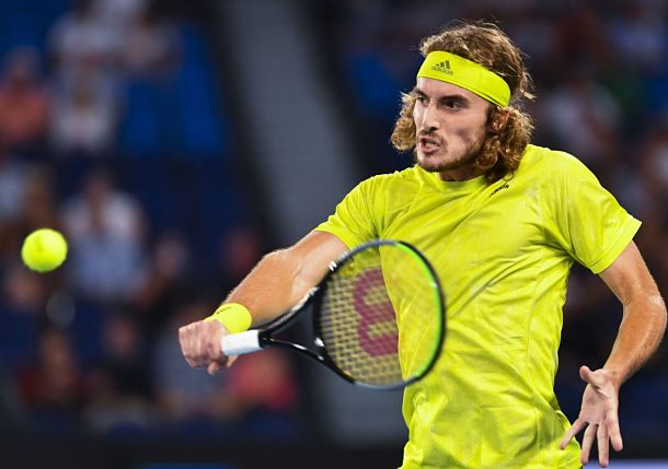 Tsitsipas: Miami Is Opportunity Open