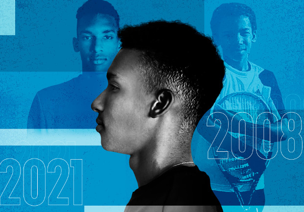 Auger-Aliassime Signs with Adidas