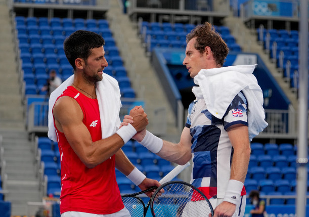 Novak: I Know History Is On Line, Privileged to Go For It