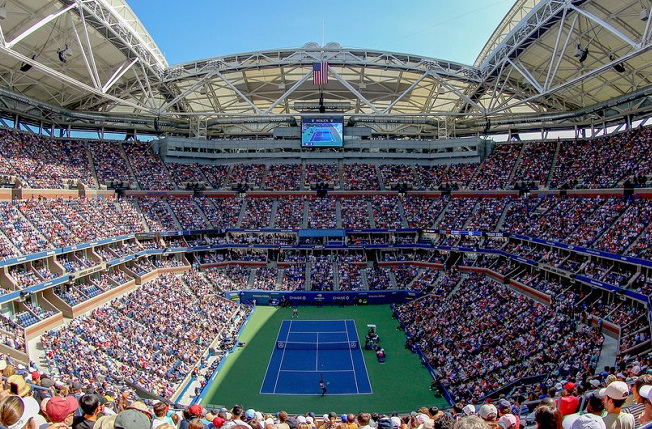 Fanfare: US Open To Host Full 100% Crowd Capacity
