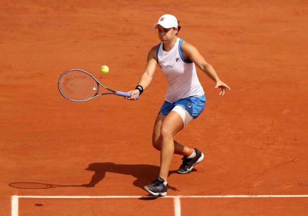 Barty's Brutal RG Exit Caused By Fluke Injury