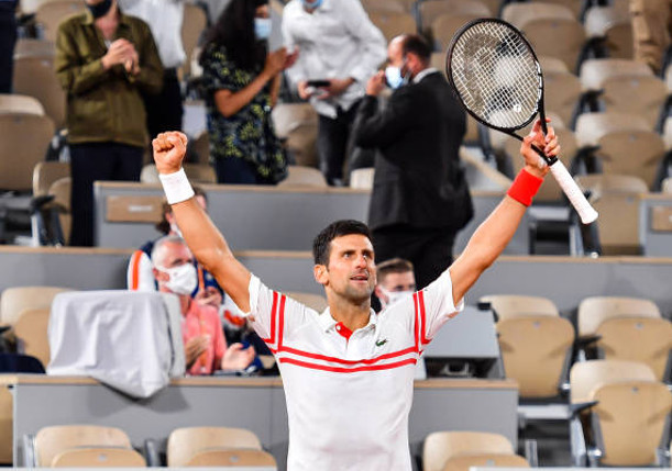Djokovic's RG Win Over Nadal Most Viewed Match in TC History
